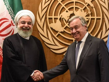 Iran Appointed to the UN's Women's Rights Council