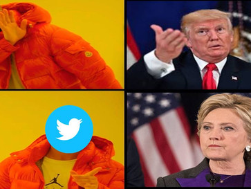 Twitter admits it tried to help Hillary during the 2016 elections.