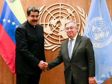 Venezuela joins the UN human rights council.