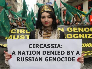 Russia's unknown Circassian genocide.