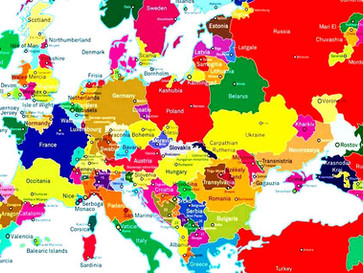 What if every secession movement succeeded In Europe and Russia?