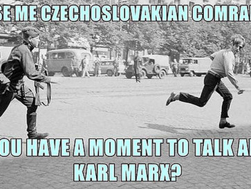 How the USSR invaded Czechoslovakia in 1968 and crushed the 'Prague Spring'.