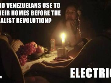 Venezuela's socialist revolution runs out of power.