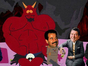 The secret truth about the Saddam Hussein - USA relationship