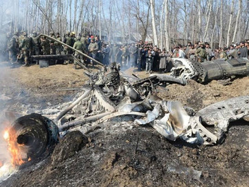 Pakistan shot down 2 Indian jets while India says it shot down a Pakistani jet.