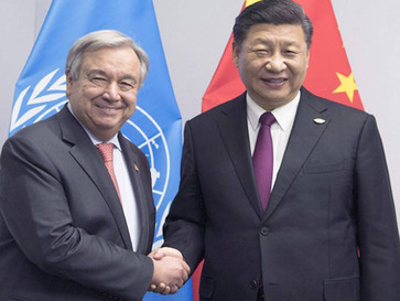 Totalitarian China Joins U.N. Human Rights Panel