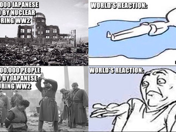 76 years later, Japanese WW2 crimes are still ignored by the world.