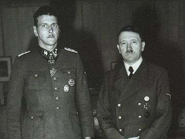 Otto Skorzeny; Hitler's favorite Nazi who ended up working for Israel