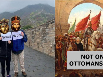 How the Ottoman conquest of Constantinople changed world history.