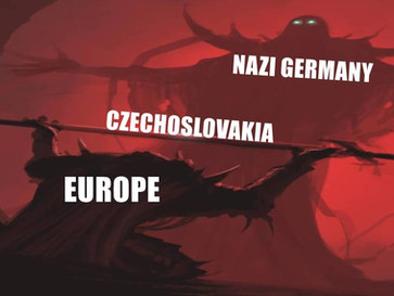 The Munich Agreement - how Europe betrayed Czechoslovakia and sold it to Nazi Germany