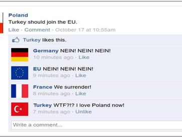 Poland wants Turkey to join the EU.
