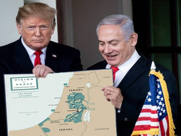 Trump's 'peace plan' is really a peace sham