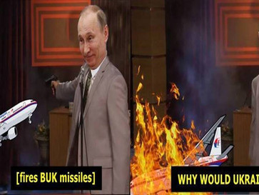 Missile that shot down flight MH17, killing 298 people, belonged to the Russian army.