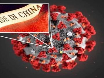 Despite the CCP's gaslighting, Coronavirus/Covid19 was made in China