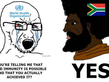 South Africa proves herd immunity is possible