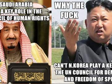 United Nations logic.