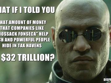 The $32 trillion tax haven iceberg.