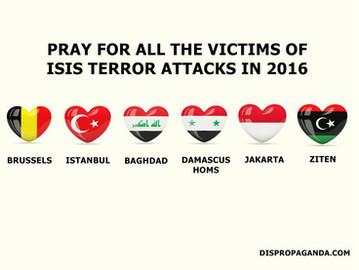 #PrayForAllTheISISVictims