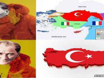 The Treaty of Sèvres and how Atatürk stopped Europe from partitioning Turkey.