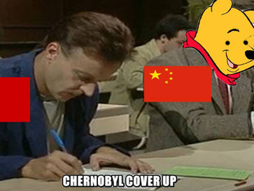 COVID-19 is China's Chernobyl