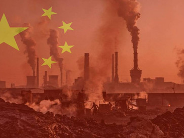 China is destroying our world, and no one seems to mind.