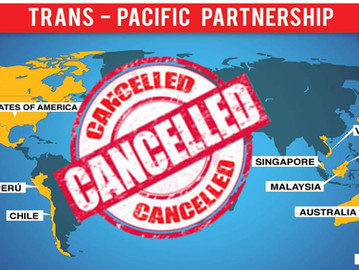 """BREAKING NEWS - US congress cancels global trade deal """"TPP"""", while """"TTIP"""" is now"""