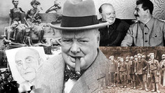 Winston Churchill's unknown crimes
