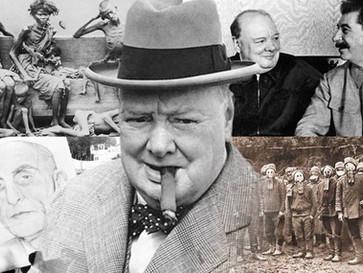 Winston Churchill's unknown crimes