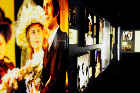 Twórczość Marii Dąbrowskiej   Projekt aranżacji ekspozycji stałej w Muzeum Literatury na Warszawskiej Starówce.    Współpraca z: Pattern Recognition