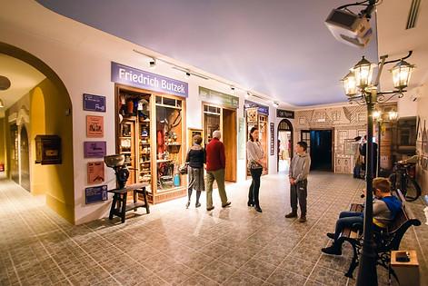 Muzeum Miasta Ostrowa Wielkopolskiego    Koncepcja oraz projekt wykonawczy wystawy stałej     Wrzesień 2015 r.