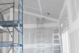 Interior carpentry
