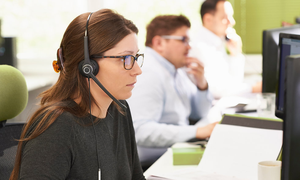 Call Center basic Design consultation