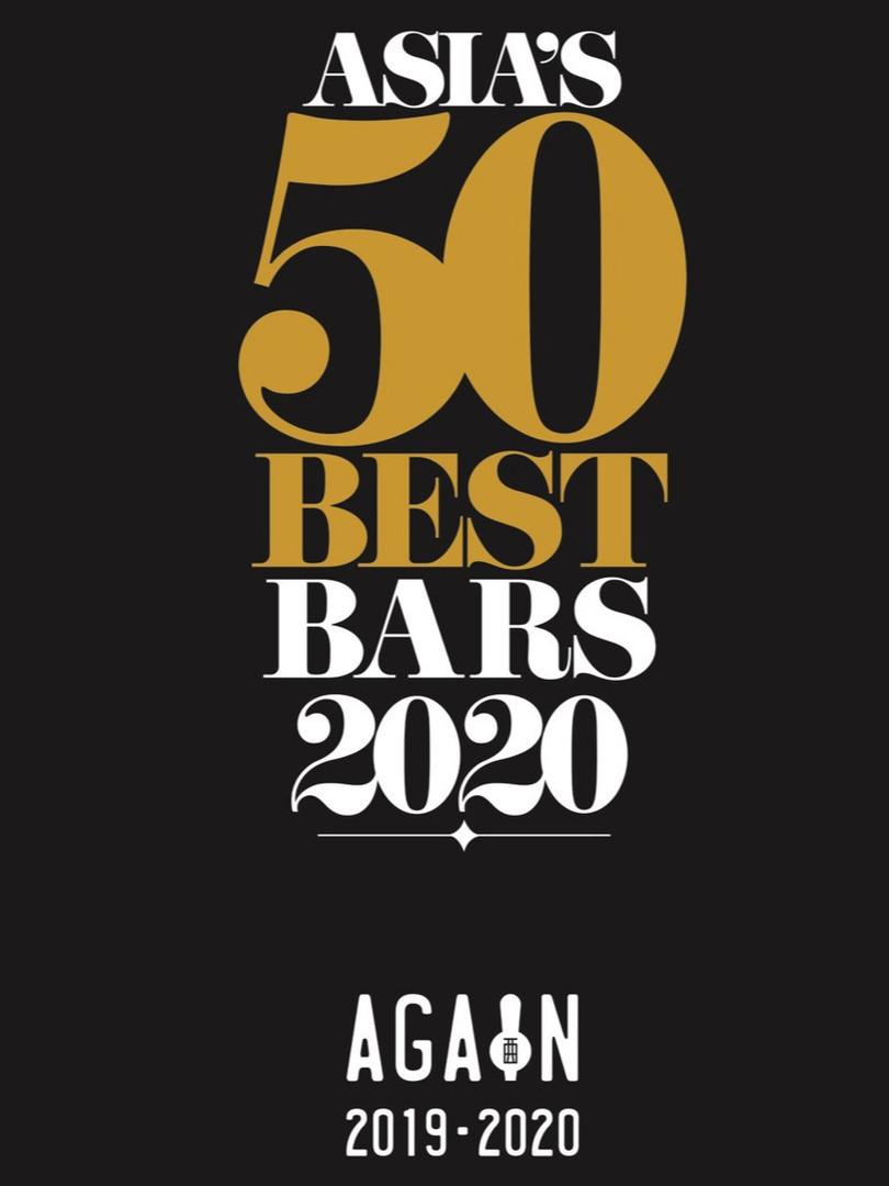 ASIA'S 50 BEST 2020