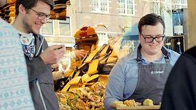 Tour gastronomico olandese, assapora i sapori della nostra cucina Da Rotterdam