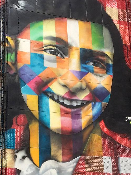 Anne Frank et l'histoire juive d'Amsterdam
