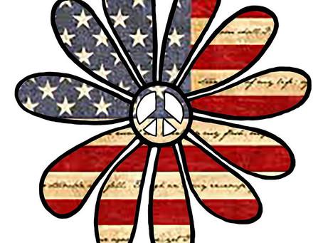 Peace, Love and Patriotism
