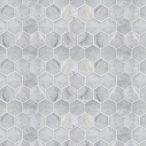 marble hexagon tile. This Is A PDF Digital Printable File Of Beautiful Marble Hexagonal Tile Print. It\u0027s Perfect As Bathroom Or Kitchen Floor Effect. Hexagon L