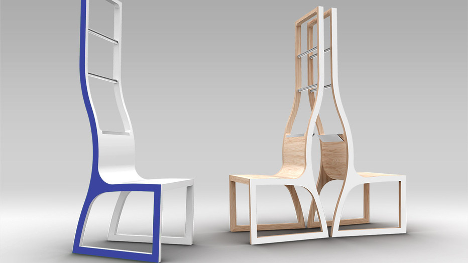 Stepup Chair