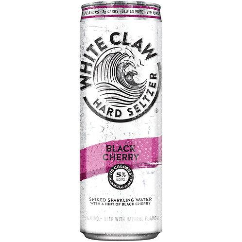 White Claw Black Cherry 16oz