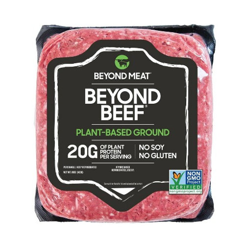 "Beyond Meat Plant Based Ground ""Beef"""