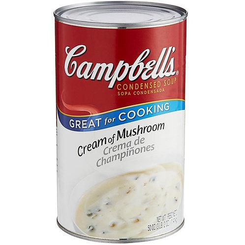 Campbell's Cream of Mushroom 3lbs