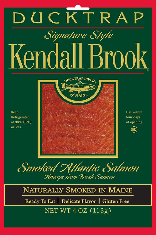 Ducktrap Kendall Brook Smoked Salmon