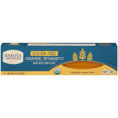 Dakota Growers Organic Gluten Free Spaghetti