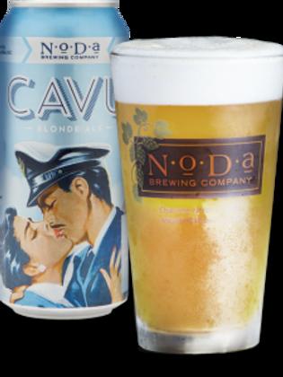 NoDa Brewing Cavu Blonde Ale