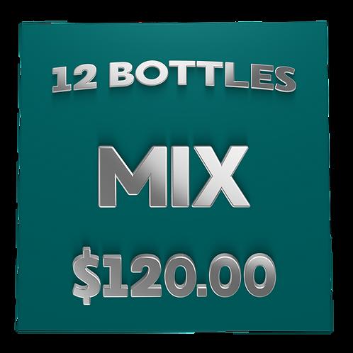 $120 Mix Box (case)  - Wine Club