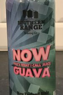 Southern Range Now That's What I Call Guava IPA 16oz