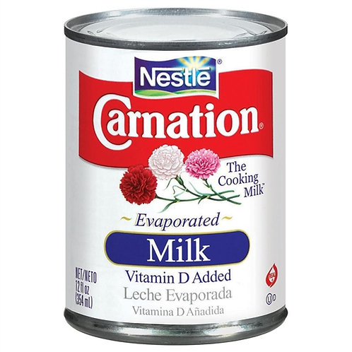 Nestle Carnation Evaporated Milk 12oz