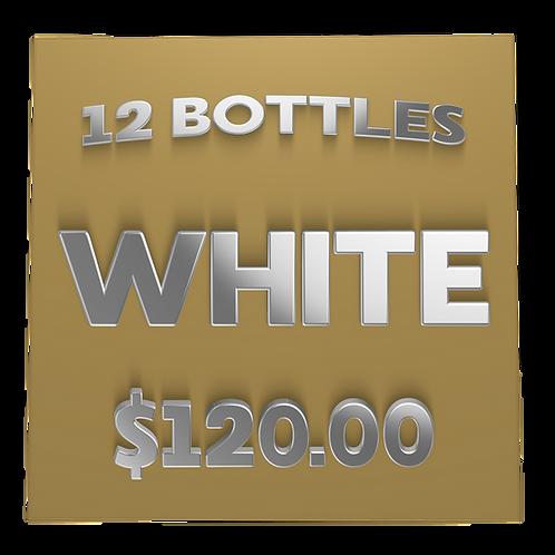 $120 White Box (case) - Wine Club
