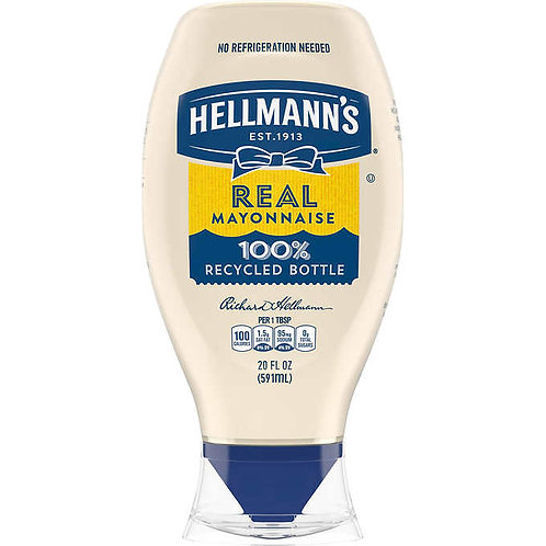Hellman's Mayonnaise 20oz