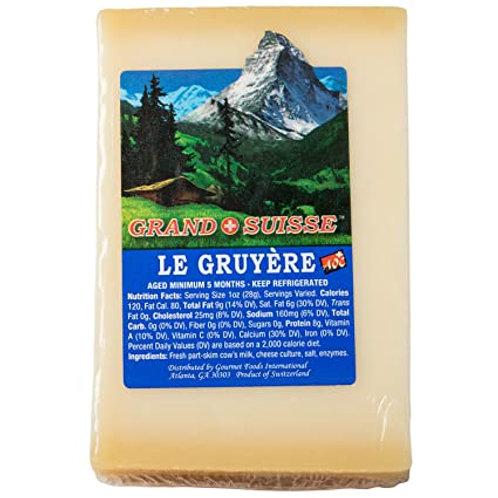 Grand Suisse Le Gruyere (8oz)